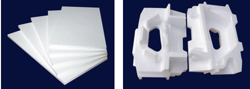 Analysis of packing performance and cost of foam material
